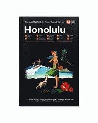 bokomslag Honolulu
