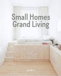 bokomslag Small Homes, Grand Living: Interior Design for Compact Spaces
