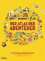 bokomslag Der Atlas der Abenteuer