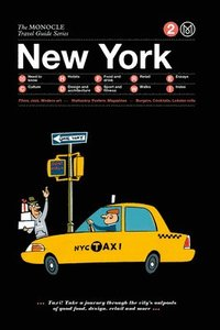 bokomslag The Monocle Travel Guide to New York