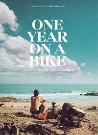 bokomslag One Year on a Bike