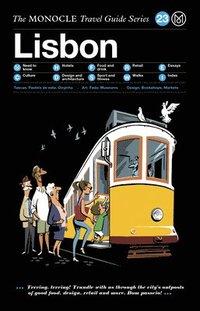 bokomslag Lisbon