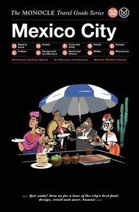 bokomslag Mexico City