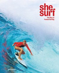 bokomslag She Surf