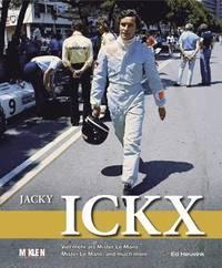 bokomslag Jacky Ickx