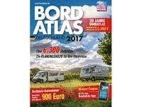 bokomslag Bordatlas Europa 2017: Stellplätze Deutschland & Europa