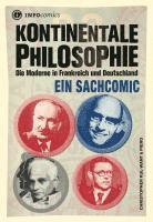 bokomslag 'Kontinentale' Philosophie