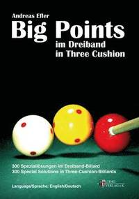 bokomslag Big Points in Three Cushion