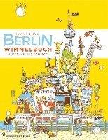 bokomslag Berlin Wimmelbuch