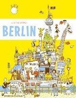 bokomslag Berlin Wimmelbuch pocket