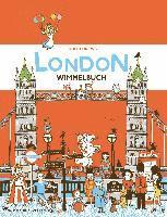 bokomslag London Wimmelbuch