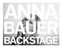 bokomslag Anna Bauer: Backstage