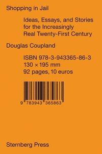 bokomslag Douglas Coupland - Shopping in Jail