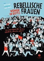 bokomslag Rebellische Frauen - Women in Battle