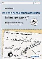 bokomslag Ich kann richtig schön schreiben - Schulausgangsschrift SAS