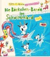 bokomslag Die Böckchen-Bande im Schwimmbad