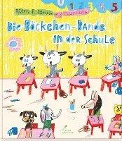 bokomslag Die Böckchen-Bande in der Schule