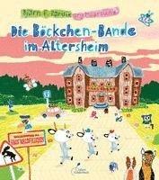 bokomslag Die Böckchen-Bande im Altersheim
