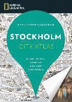 bokomslag NATIONAL GEOGRAPHIC City-Atlas Stockholm