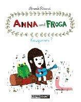 bokomslag Anna und Froga - Kaugummi?