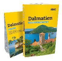 bokomslag ADAC Reiseführer plus Dalmatien