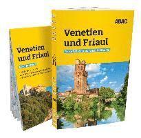 bokomslag ADAC Reiseführer plus Venetien und Friaul