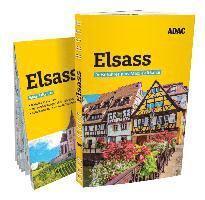 bokomslag ADAC Reiseführer plus Elsass