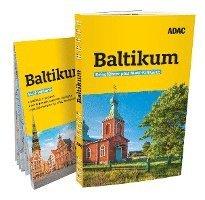 bokomslag ADAC Reiseführer plus Baltikum