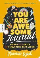 bokomslag You are awesome - Journal