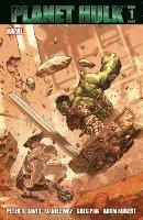 bokomslag Planet Hulk 01