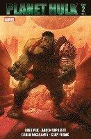 bokomslag Planet Hulk