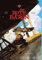 bokomslag Der Rote Baron - Blutige Regen, Band2