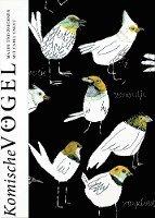bokomslag Komische Vögel - Malen und Zeichnen mit Carll Cneut