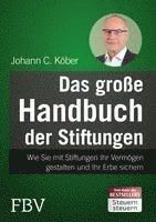 bokomslag Das große Handbuch der Stiftungen