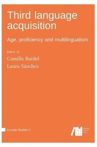 bokomslag Third language acquisition