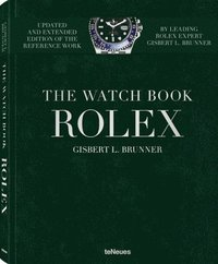 bokomslag Rolex: The Watch Book (New, Extended Edition)