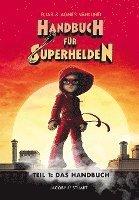 bokomslag Handbuch für Superhelden 1
