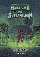 bokomslag Handbuch für Superhelden 3