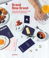 bokomslag Brand New Brand