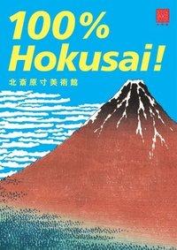 bokomslag 100% Hokusai!