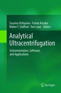 bokomslag Analytical Ultracentrifugation