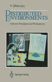 bokomslag Distributed Environments
