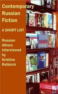 bokomslag Contemporary Russian Fiction (Vol.46 of the GLAS Series)