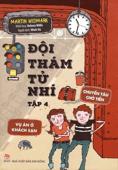 bokomslag Tågmysteriet & Hotellmysteriet (Vietnamesiska)