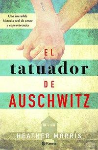 bokomslag El tatuador de Auschwitz / The Tattooist of Auschwitz