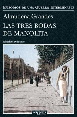 bokomslag Las Tres Bodas de Manolita