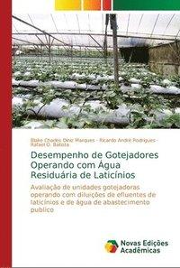 bokomslag Desempenho de Gotejadores Operando com Agua Residuaria de Laticinios