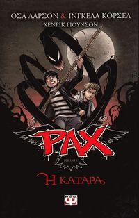 bokomslag Pax: Nidstången (Grekiska)