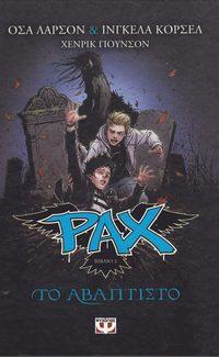 bokomslag Pax   / Pax: Mylingen (Grekiska)