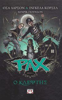 bokomslag Pax: Bjäran (Grekiska)
